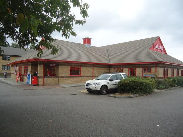 Little Chef, Horton Cross services, Ilminster