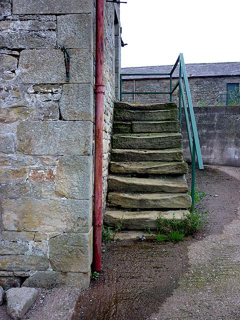 Bench mark, Greengate Well