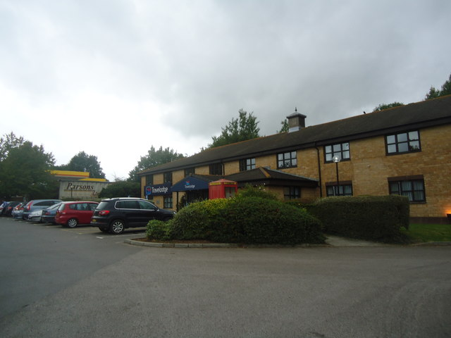 Travelodge, Horton Cross services, Ilminster