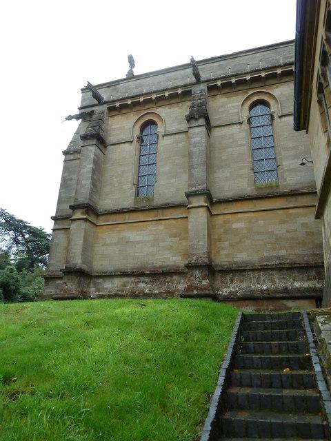 A walk round St. Mary the Virgin, Woburn (iii)