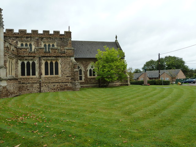 Church End- St. John the Baptist, Eversholt: chancel