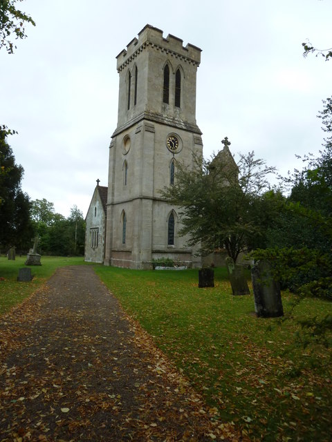 St. Peter, Milton Bryan: September, 2011