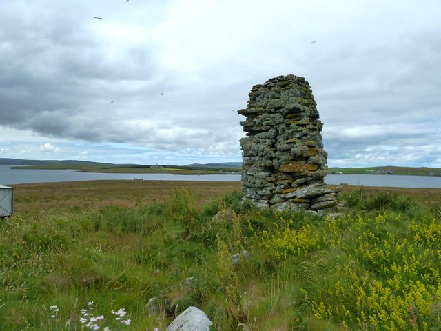Chambered Cairn Helliar Holm