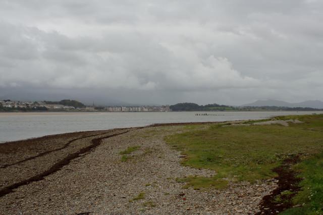 View across the Menai Strait