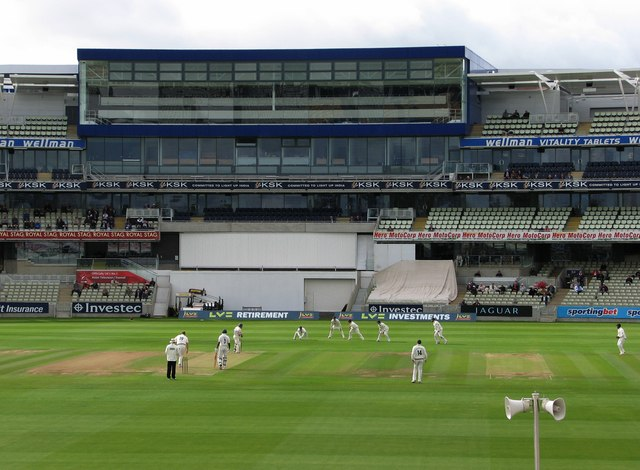 Edgbaston Cricket Ground: the new Pavilion