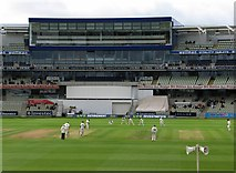 SP0684 : Edgbaston Cricket Ground: the new Pavilion by John Sutton