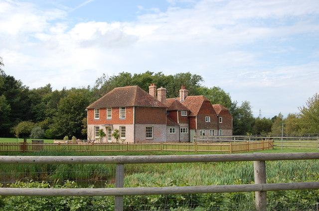 Old House Farm, Peasmarsh