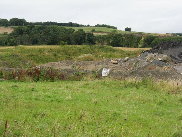Middleton Quarry