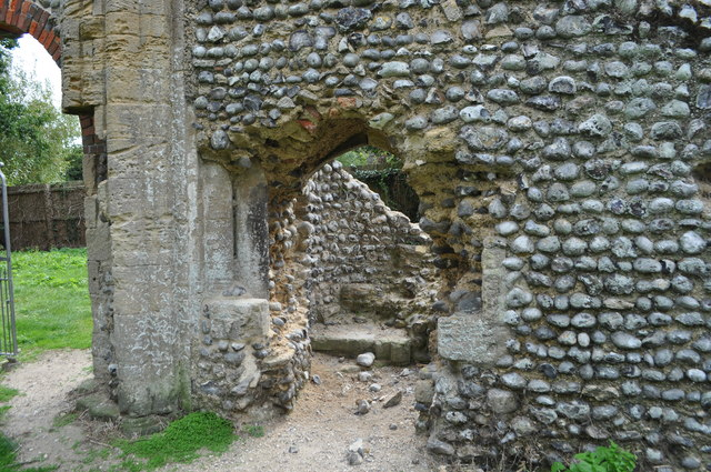 Beeston Regis Priory