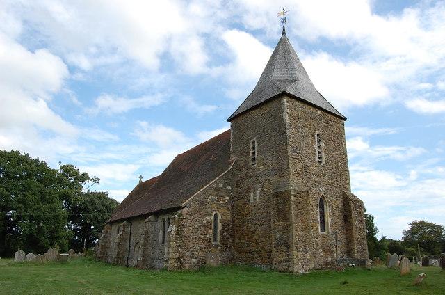 St Peter & St Paul Church, Peasmarsh