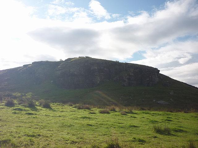 Collar Heugh Crag