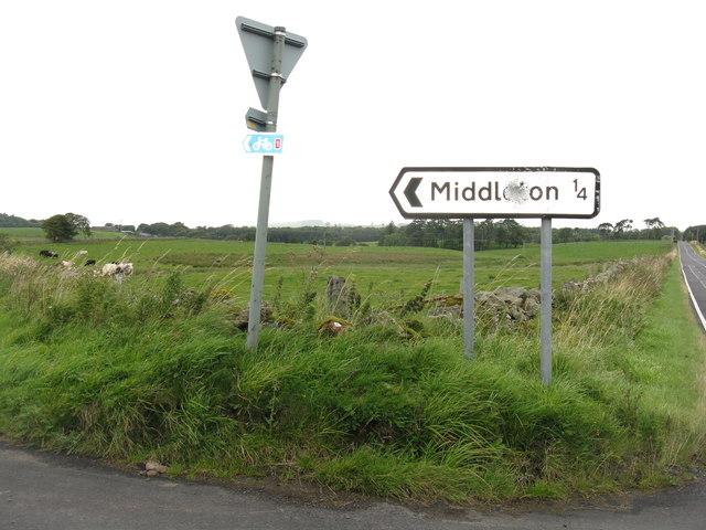 Shotgun happy near Middleton