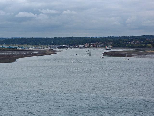 Southampton Water and River Hamble