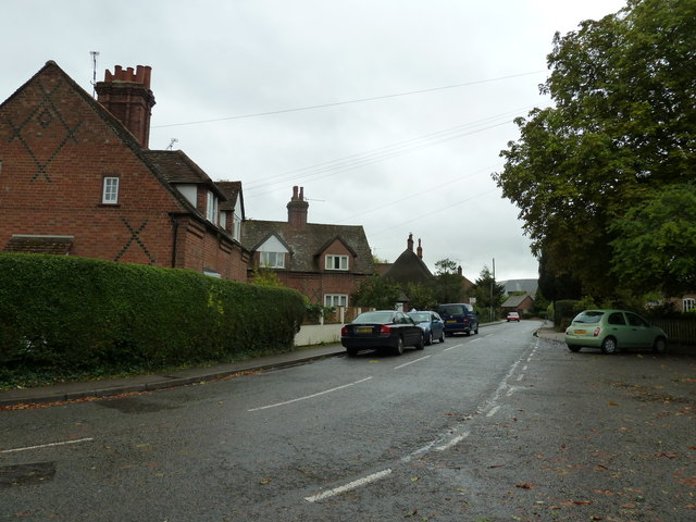 Mid section of Church Street