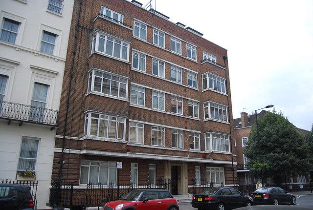 Apartments, Sussex Place