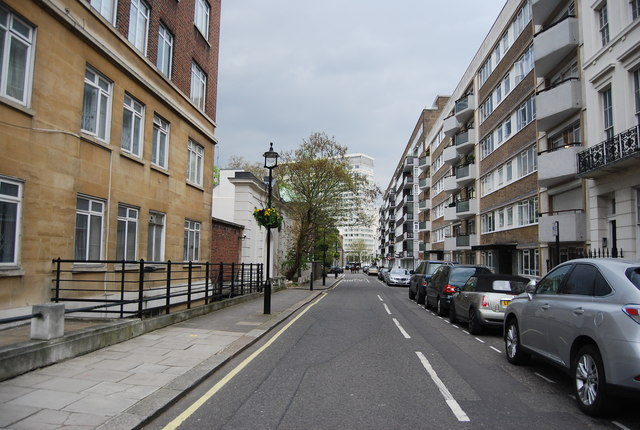 Sussex Place, Gloucester Square