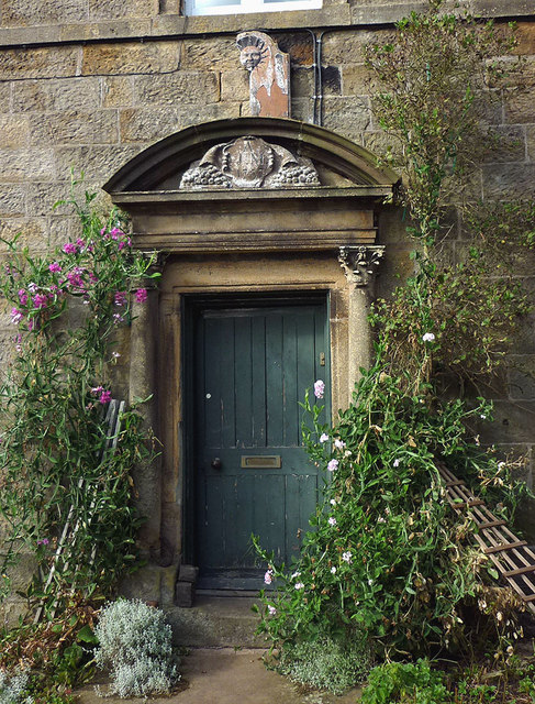 Doorway of Grenwhelt, Greenhead