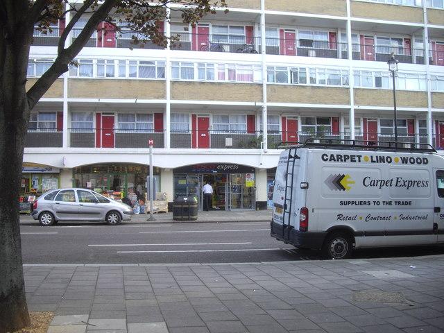Tesco Express Lupus Street Pimlico