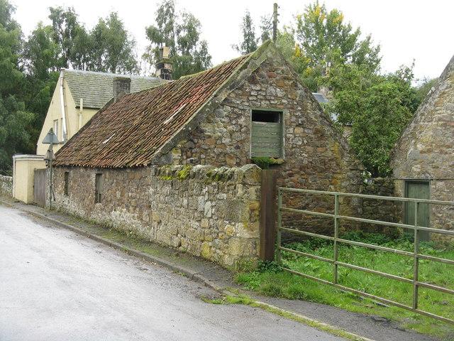 Borthwick Farm buildings
