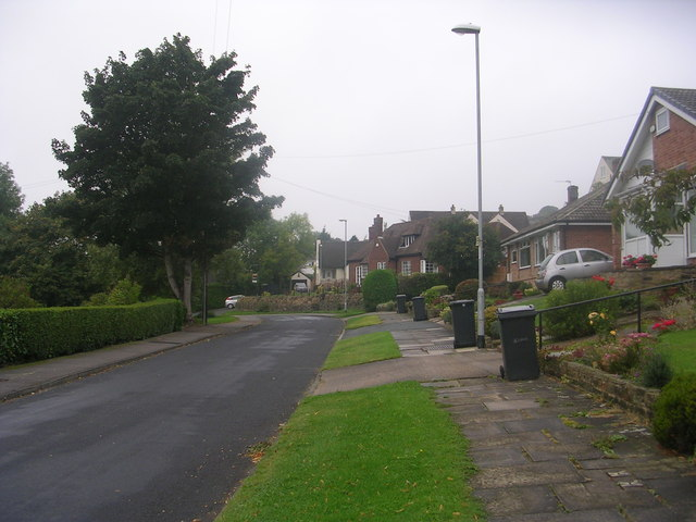 Emmott Drive - viewed from Layton Park Drive