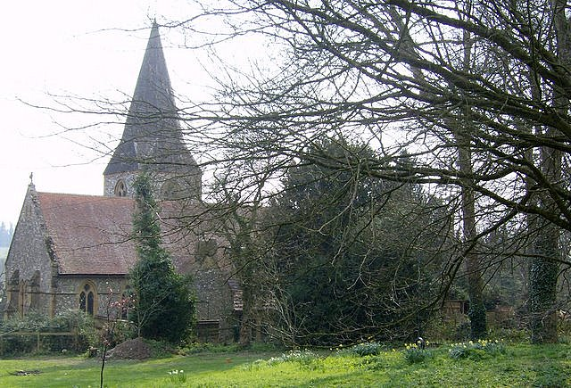 St Mary the Virgin church, Laverstoke with Freefolk