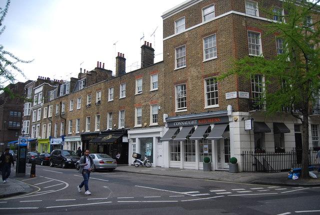 Porchester Place