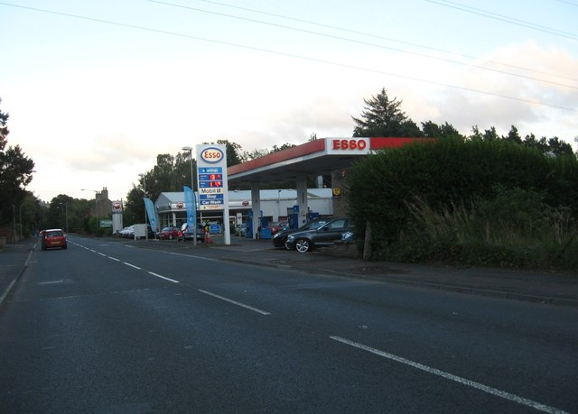 Dalgleish's filling station
