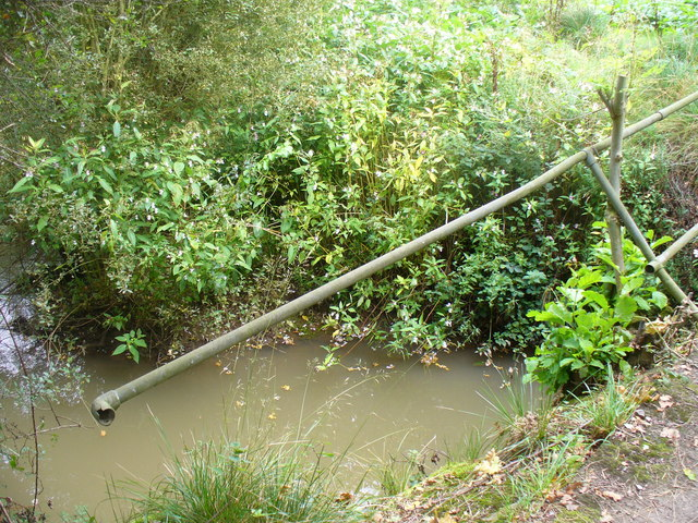 River Arun at Ifold Bridge