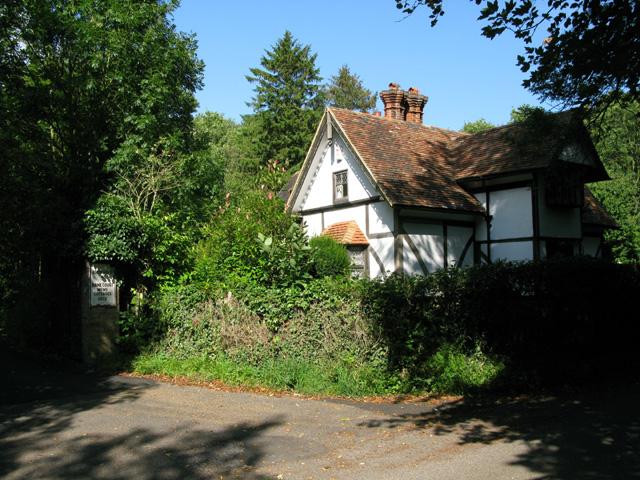 Dane Court Lodge on School Road