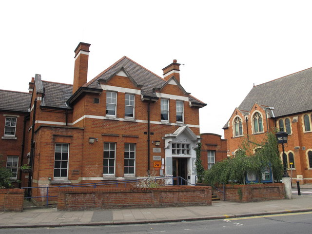 Willesden Green Police Station, High Road, NW2