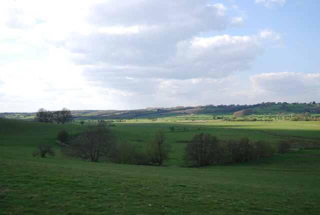 View of the Brede Valley