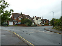 SP9024 : Looking from Southcourt Avenue towards Southcourt Road by Basher Eyre