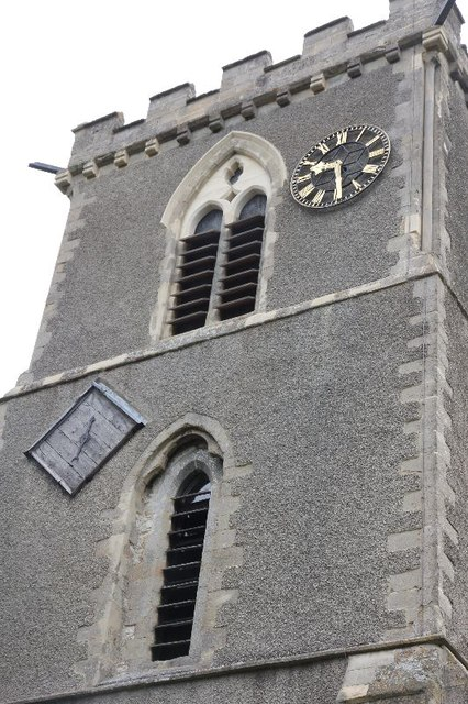 View of the clocks