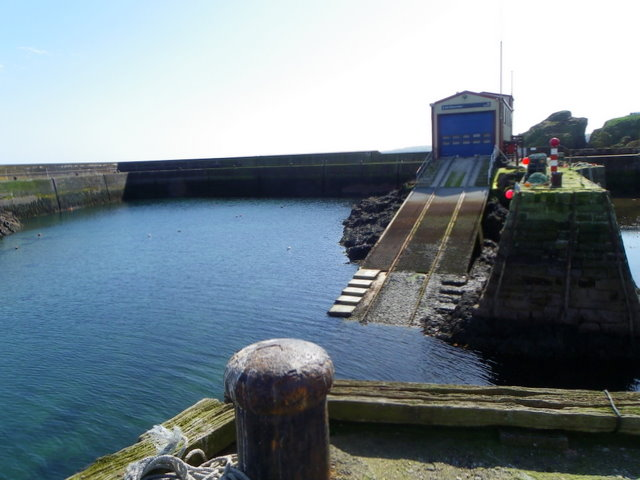 St Abbs Lifeboat Station