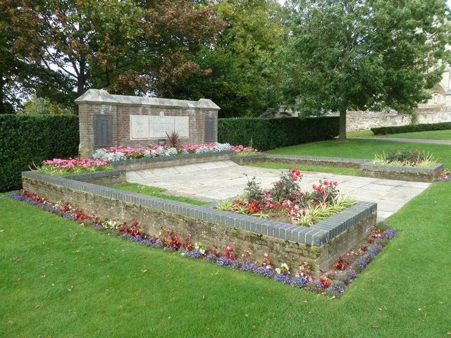 Dunstable War Memorial