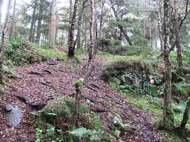 Crag, Hay Hill