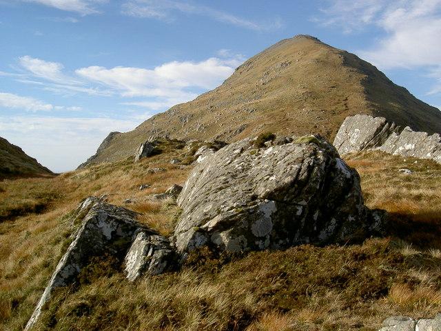Ben Stack's west ridge
