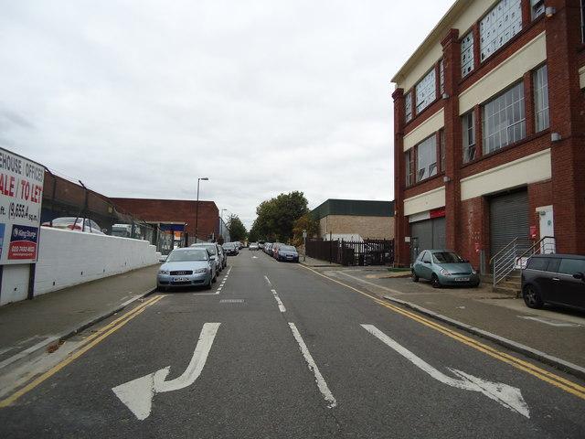 Bethune Road, North Acton