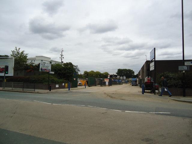 Regency Street, North Acton
