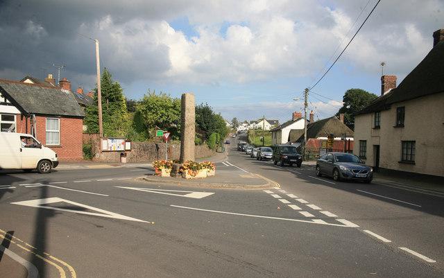 Copplestone Cross