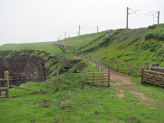Berwickshire Coast Path