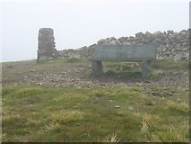 NY3135 : The summit of High Pike by David Purchase