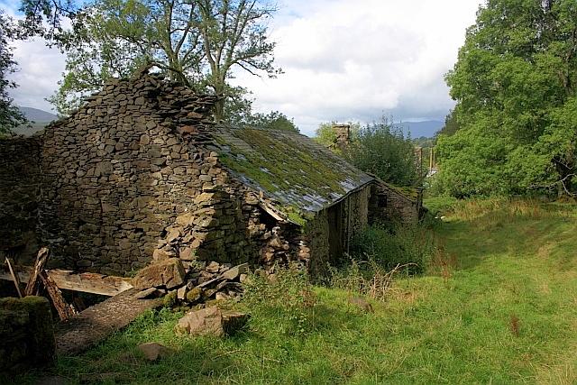 Ruins, Lowthwaite