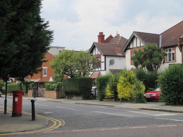 Chatsworth Road / Lydford Road, NW2