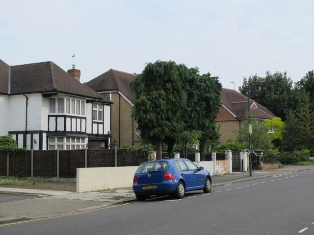 Obscure parts of NW London - No.1759