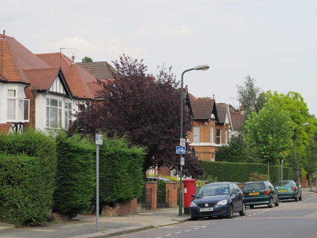 Chatsworth Road / Coverdale Road, NW2
