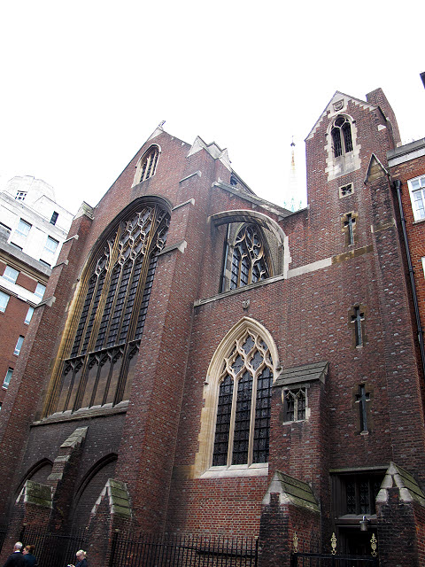 Church of the Annunciation, Marble Arch