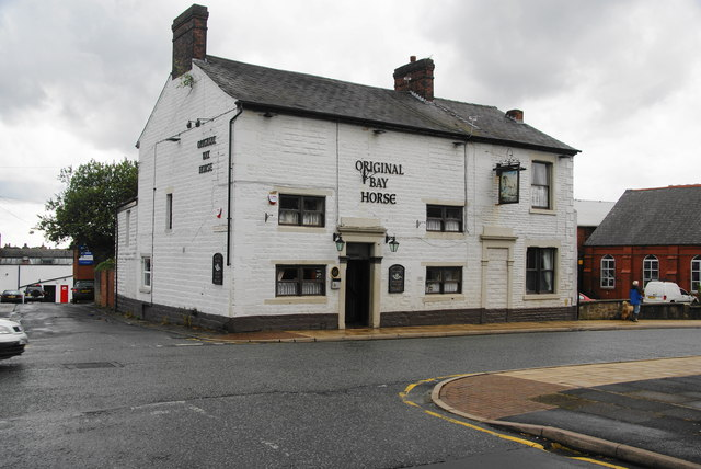 The Original Bay Horse, Horwich
