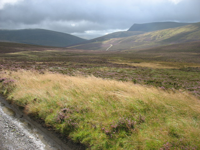 On the Cumbria Way, north of Skiddaw House