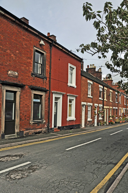 York Street - Leek
